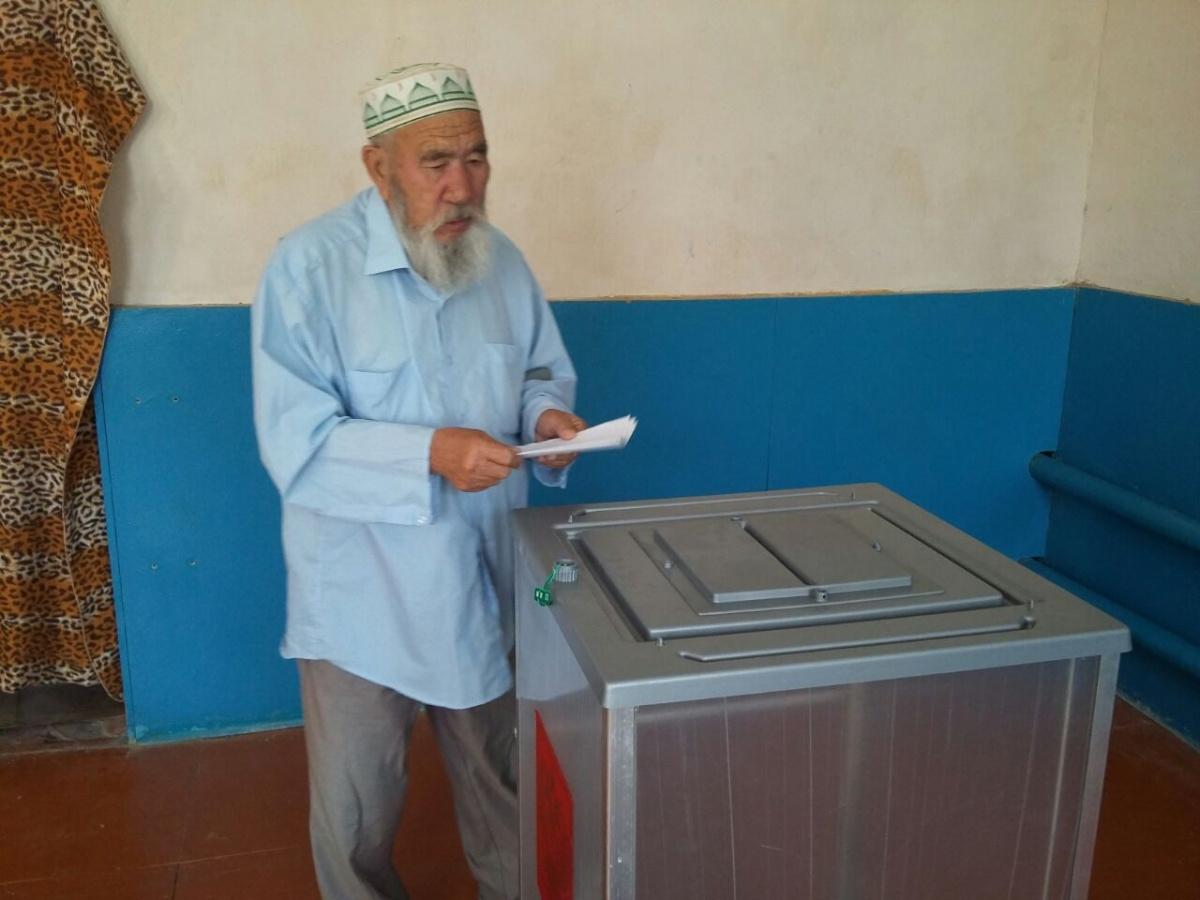 Выборы в МО
