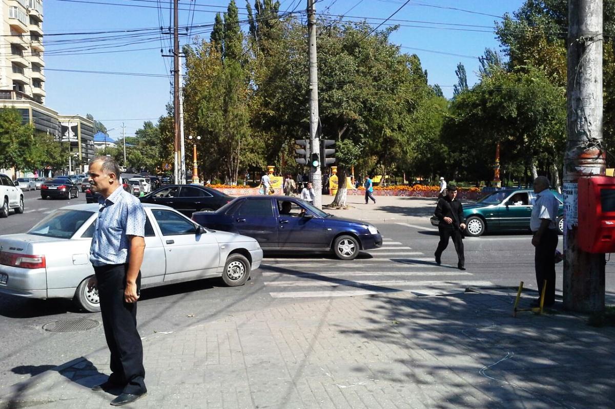 В Махачкале проходит операция «Пешеход»