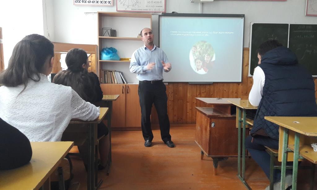 В Даг.Огнях продолжается презентация проекта «Кодекс чести дагестанца»