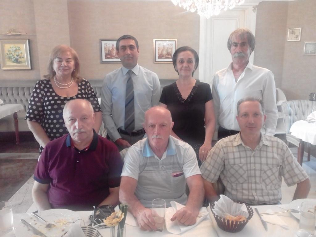 Ветераны «Лезгинки» объединяются