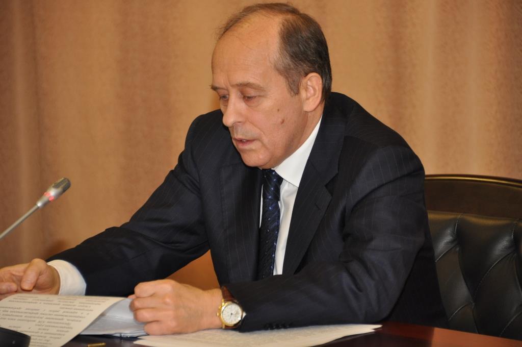 Глава Дагестана принял участие в заседании НАК под руководством Александра Бортникова