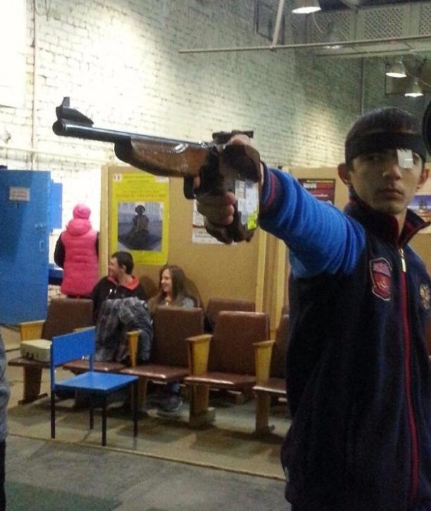 Дагестанский стрелок Ферзали Джамиев посвятил победу на чемпионате России братьям Нурбагандовым