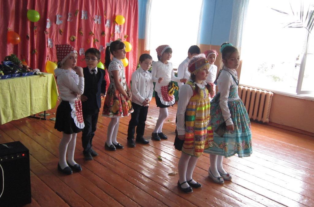 День открытых дверей в первой Чинарской школе