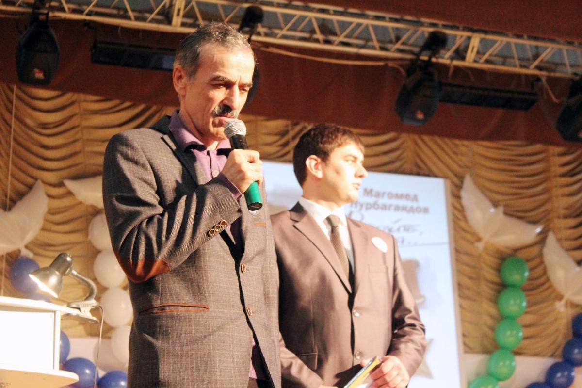 Малик Баглиев: «Своим мужественным поступком Магомед вписал свое имя в историю Российского государства»