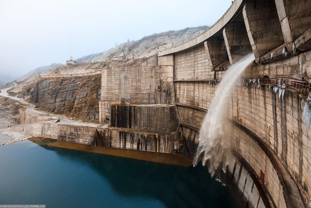 Миатлинская ГЭС  в строю