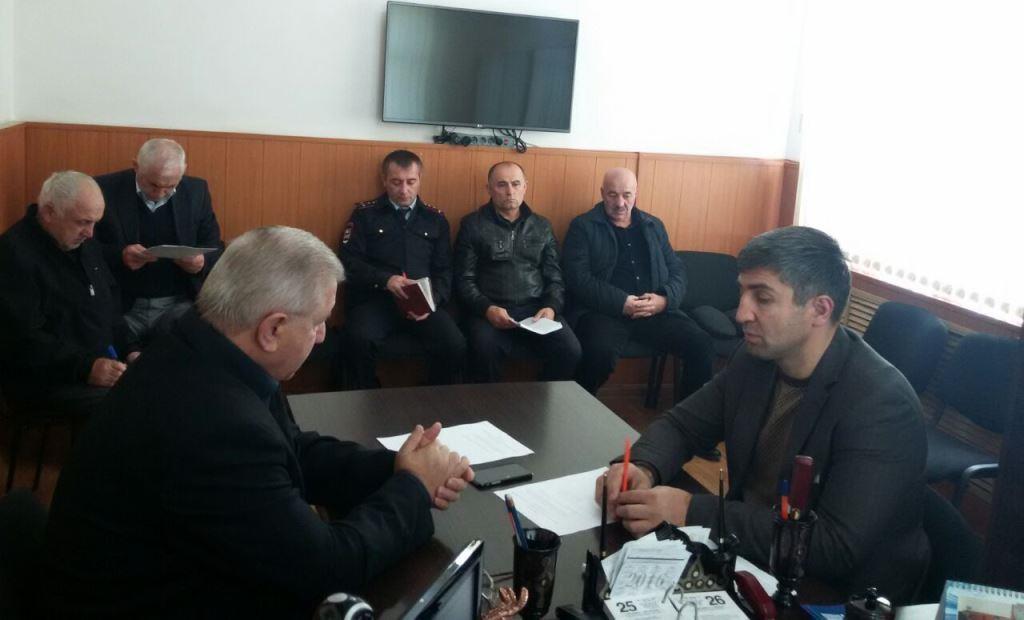 Вопросы профилактики коррупционных правонарушений при проведении ЕГЭ обсудили в Гергебильском районе