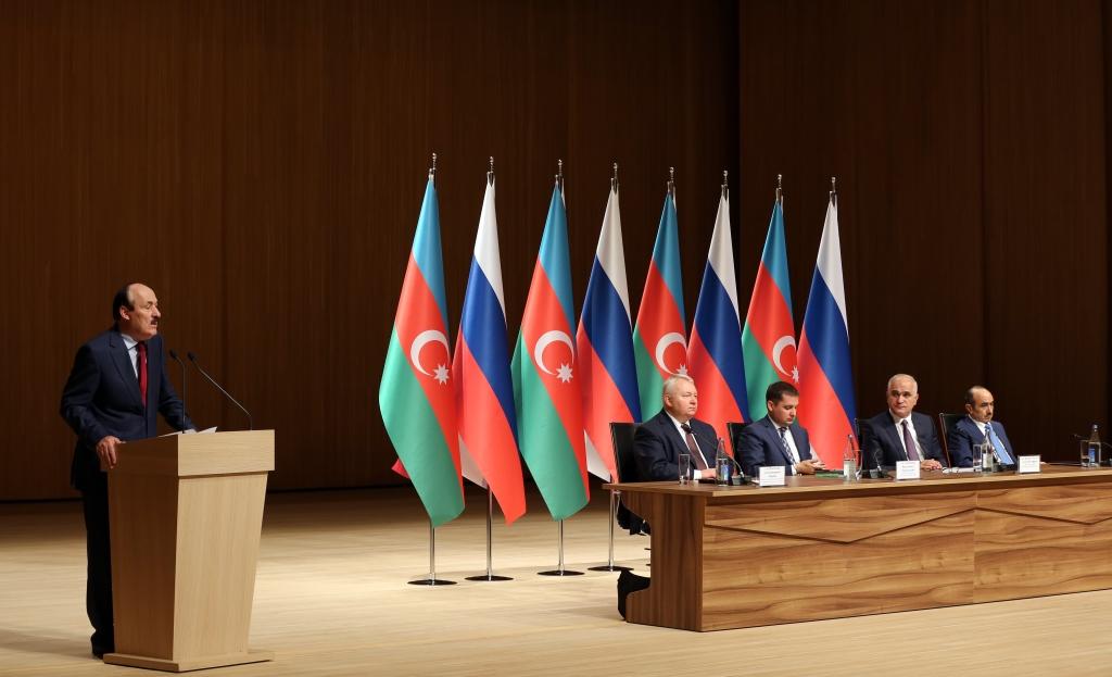 Рамазан Абдулатипов: «Дагестан открыт для взаимовыгодного сотрудничества»