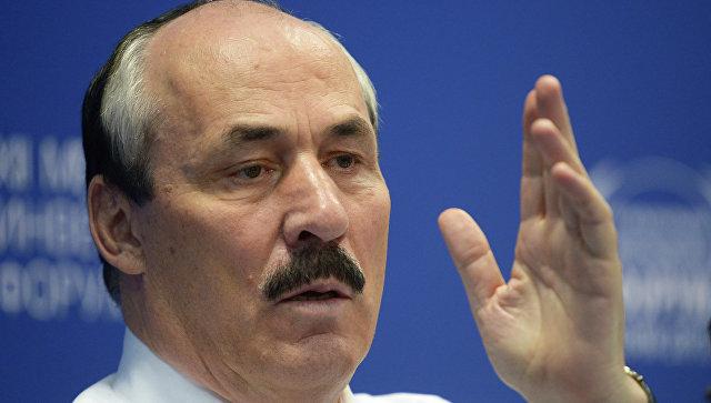 Власти Дагестана хотят построить на Каспии военно-морскую базу