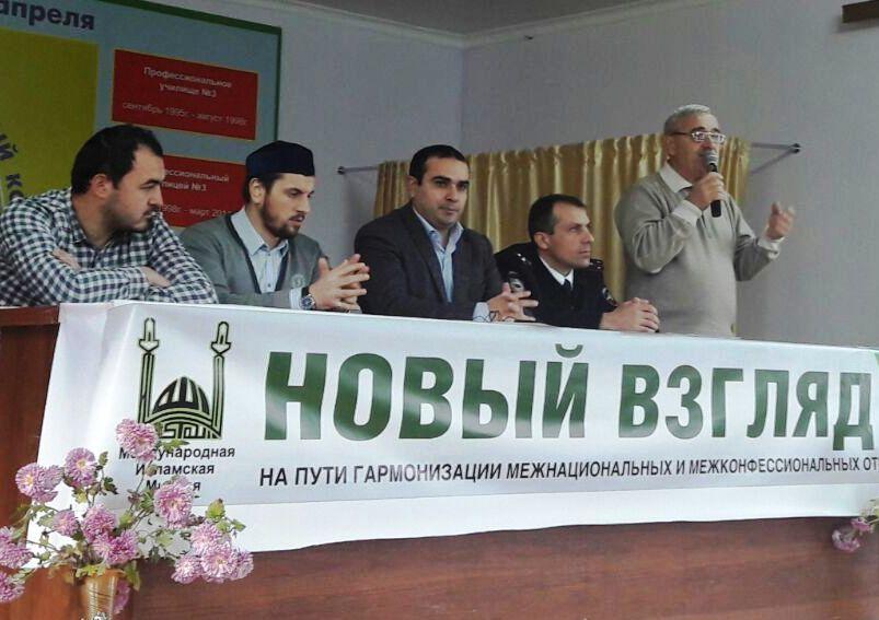 В Дагестанских Огнях на встрече с молодежью обсудили роль и значение достоверных источников знаний