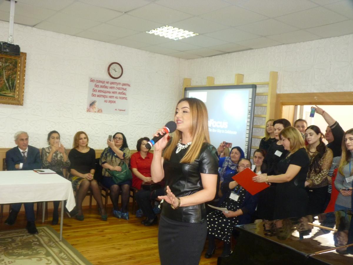 В Махачкале прошли благотворительные концерты, посвященные  Дню матери