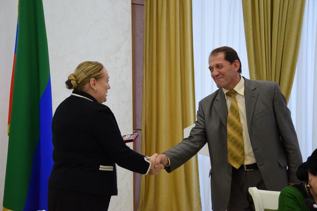 В Доме дружбы состоялось заседании Коллегии Миннаца РД