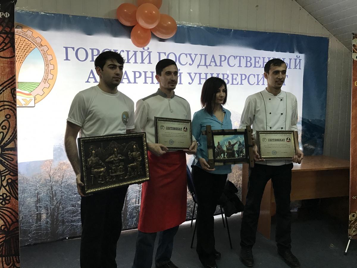 Студент Дагестанского ГАУ занял второе место на Фестивале национальной культуры в Северной Осетии