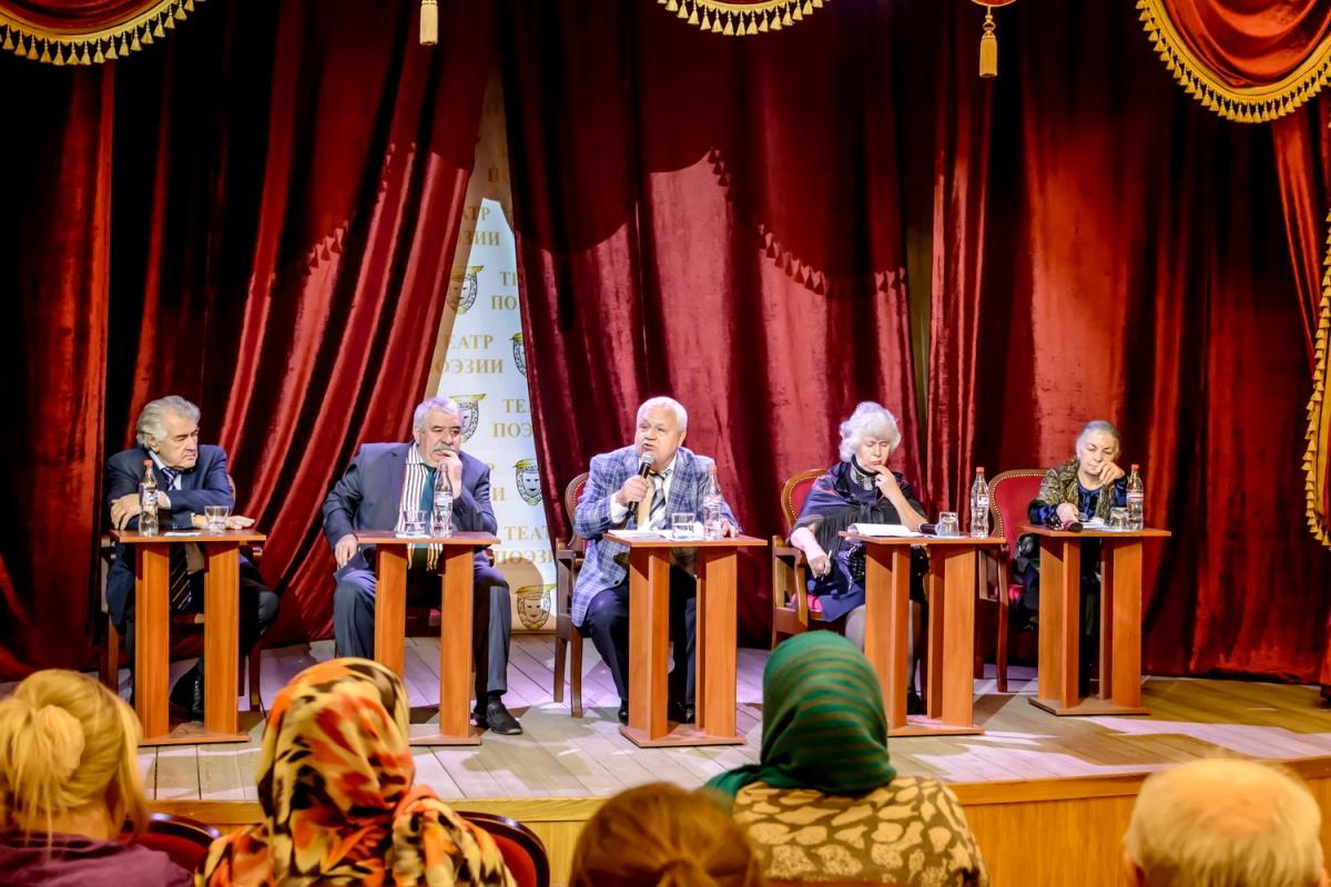 Итоги первого Республиканского театрального фестиваля-конкурса «Воспевшие Дагестан»