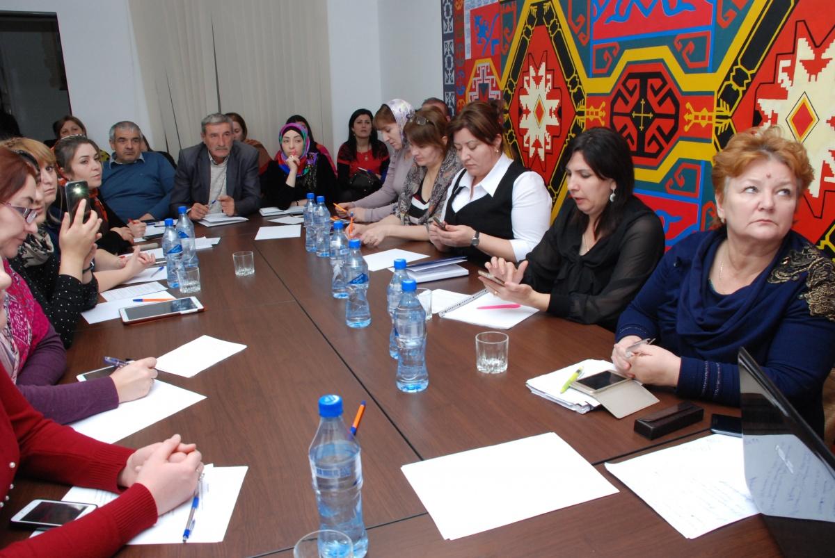 Республиканский семинар информационной деятельности центров традиционной культуры народов России