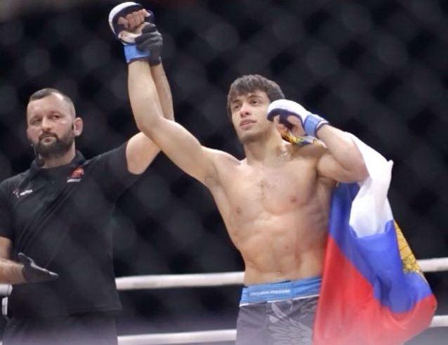 Мурад Рамазанов стал Чемпионом мира