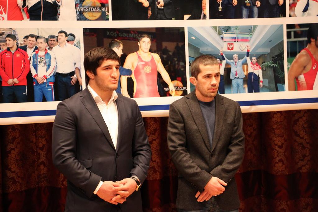 Абдулрашид Садулаев стал почетным гражданином Казбековского района