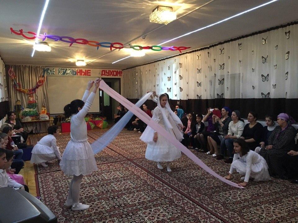 В Реабилитационном центре для детей и подростков с ограниченными возможностями прошло мероприятие, посвященное Международному Дню инвалидов