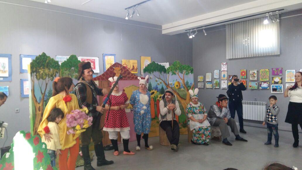Сказка  от азербайджанского театра