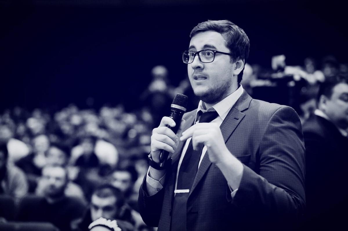 Арслан Доциев:  «Я верил в свои силы, верил в благое дело проекта  и понимал, что на него должны обратить внимание»