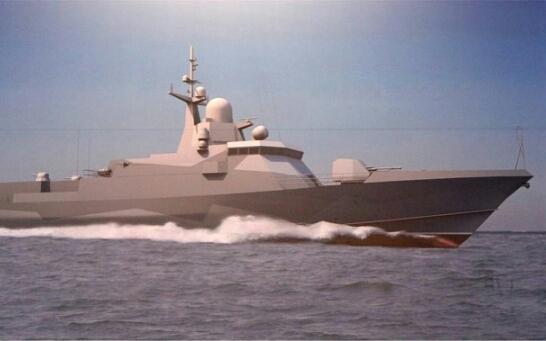Каспийская флотилия. Учения