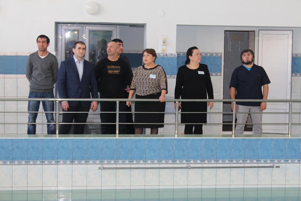 Депутат Народного Собрания РД Марат Алияров посетил Реабилитационный центр для детей и подростков с ограниченными возможностями