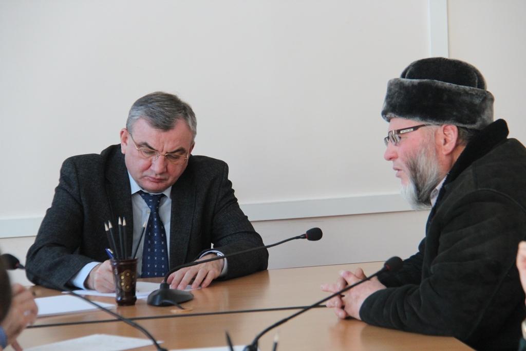 Всероссийский день приема граждан прошел в Минтруде РД