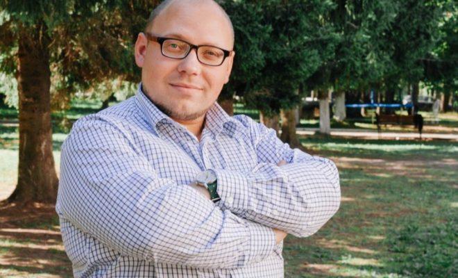 Студенты ДГУ встретились с федеральным экспертом программы «ты – предприниматель» Денисом Исмаковым