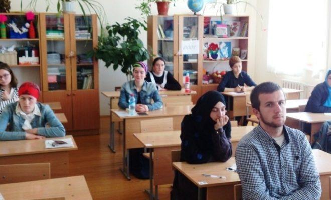 Школьников Гунибского района демонстрируют способности в сфере предпринимательства
