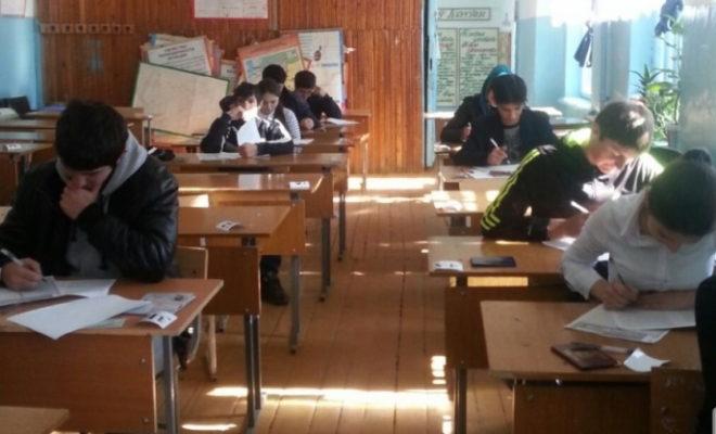 В школах Лакского района прошли открытые уроки «Я выбираю бизнес»