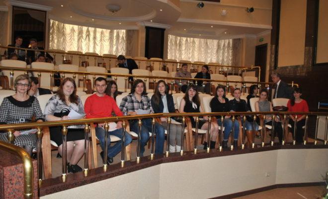 В РГУТИС эксперты программы «Ты – предприниматель» встретились со студентами и школьниками