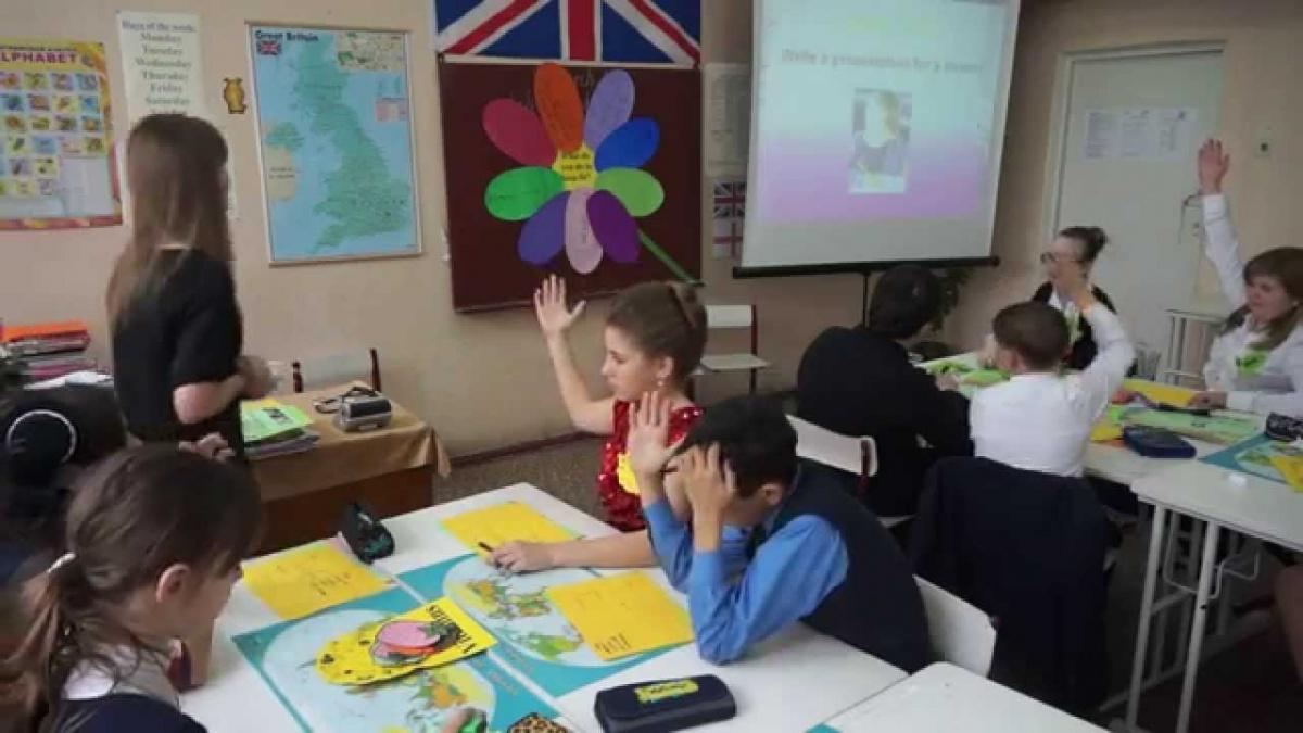 В школах Сулейман-Стальского района состоялись открытые уроки на тему «Я выбираю бизнес»