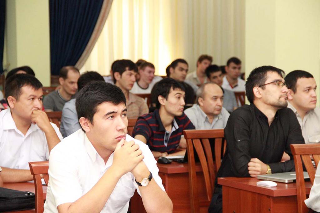 Молодежь Южно-Сухокумска приняла участие в тренинге по развитию бизнес-идей