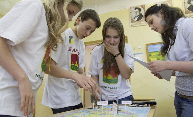 20 лучших школьников Гунибского района станут участниками олимпиады по предпринимательству