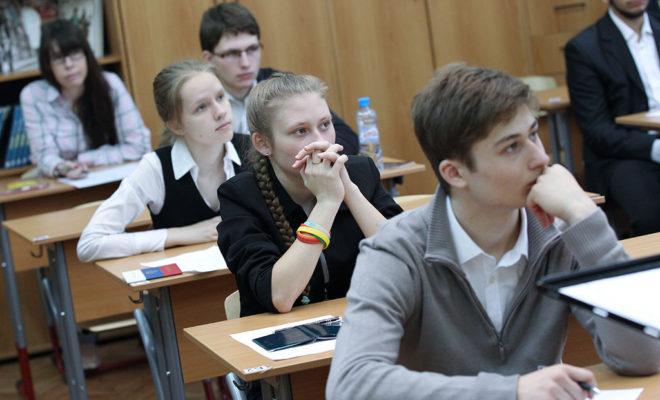 В дагестанских огнях ученикам презентовали проект «Ты – предприниматель»