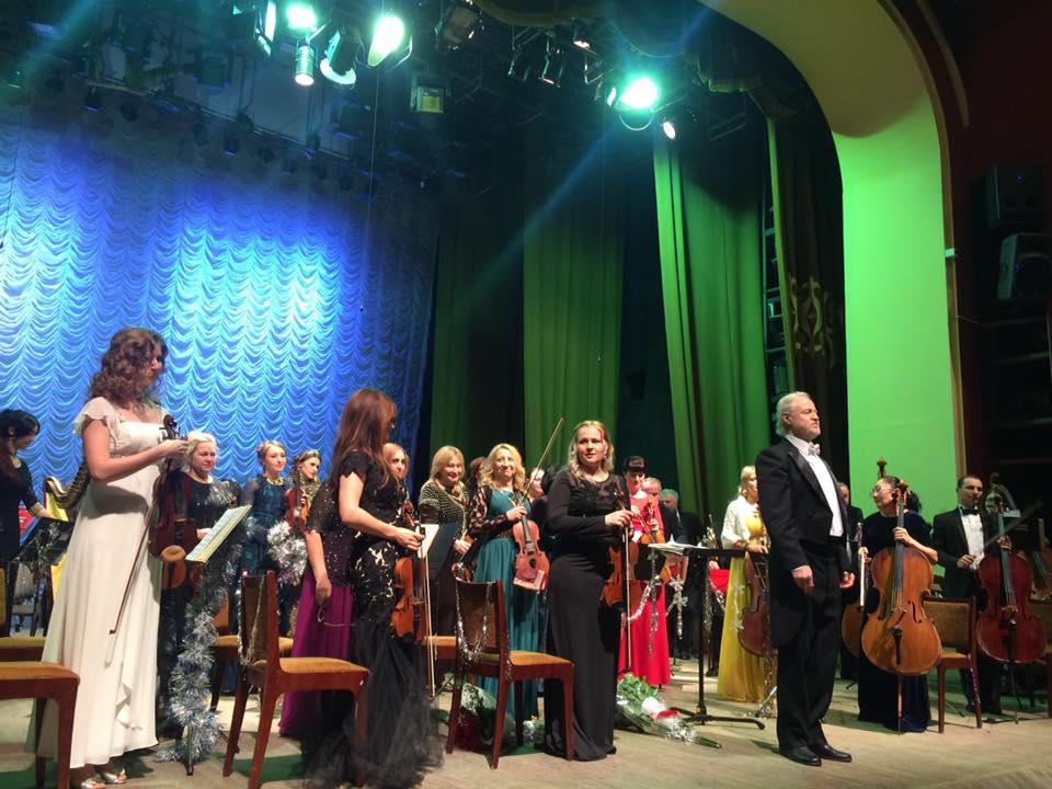 Венские традиции в дагестанском исполнении