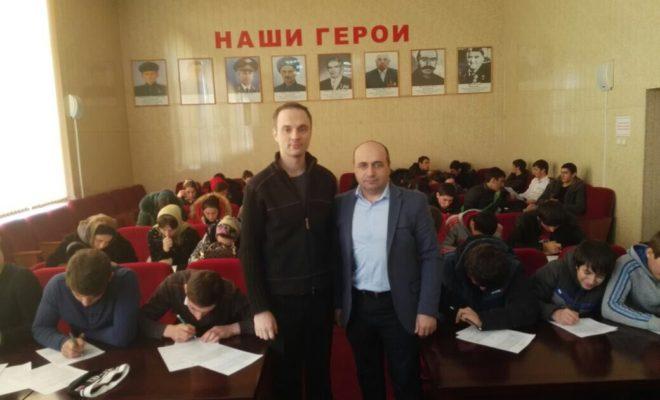 Школьники Левашинского района защитили бизнес-проект по реализации сельхозпродукции