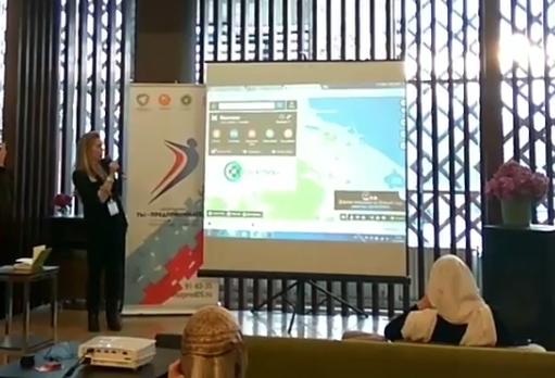 2ГИС презентовали на форум-выставке «Молодой бизнесмен – опора страны» в Махачкале