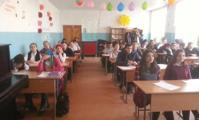 Молодежь Шамильского района присоединилась к программе «Ты – предприниматель»