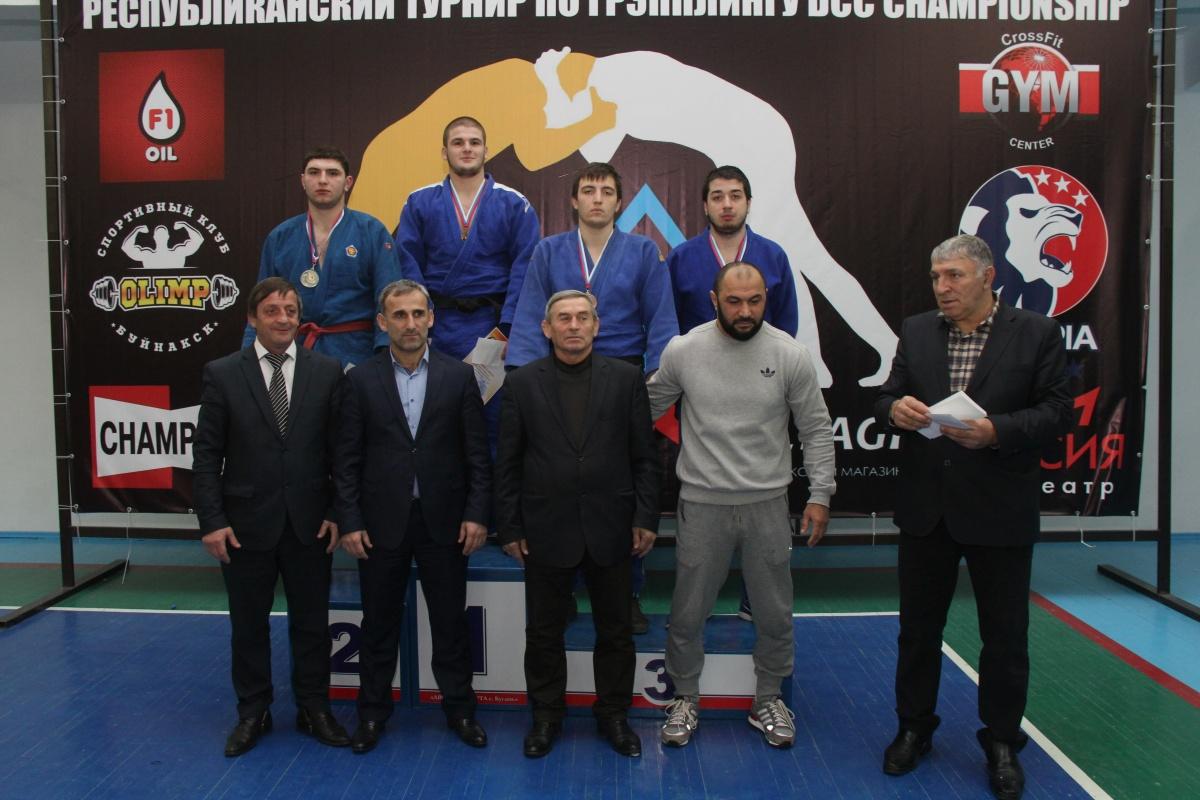 В Буйнакском районе завершился Республиканский турнир по дзюдо памяти Ал-Клыча Хасаева