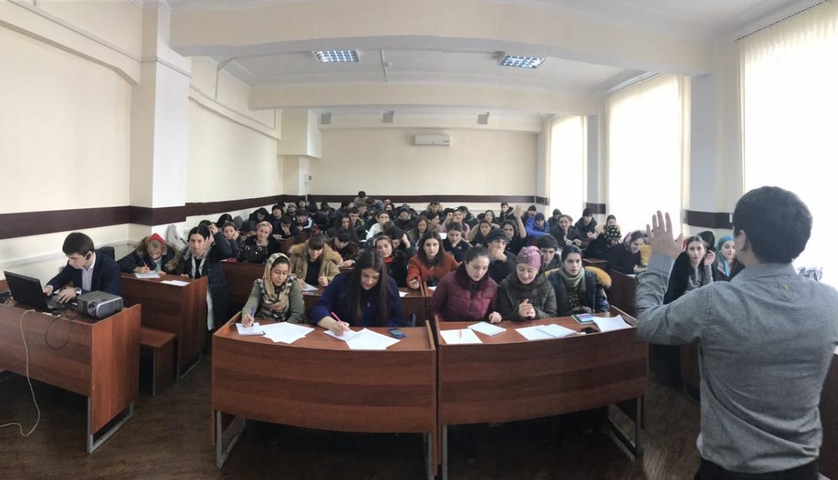Студенты Аграрного университета ознакомились с программой «Ты – предприниматель»