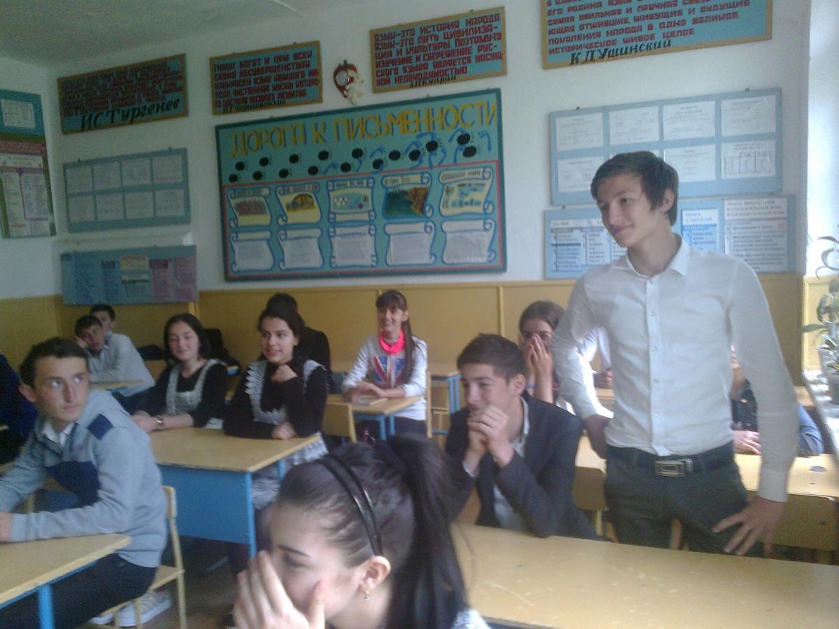 3 тысячи школьников Хасавюртовского района ознакомились с программой «Ты – предприниматель»