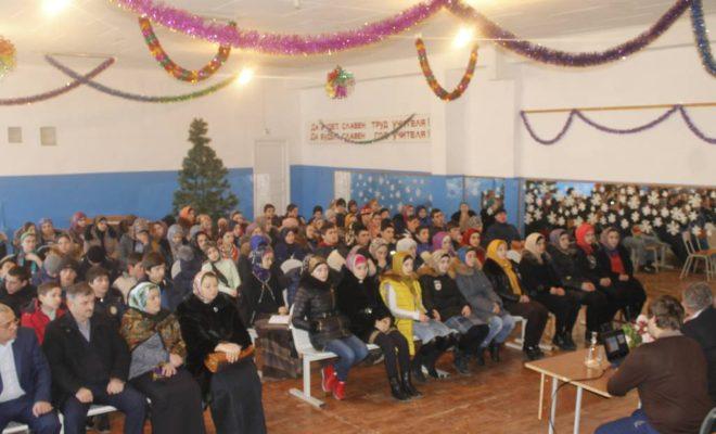 Мустафа Айгунов провел бизнес-семинар в Унцукульском районе
