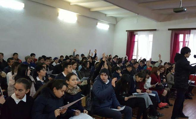 В Агульском районе состоялись круглые столы по развитию молодежного предпринимательства