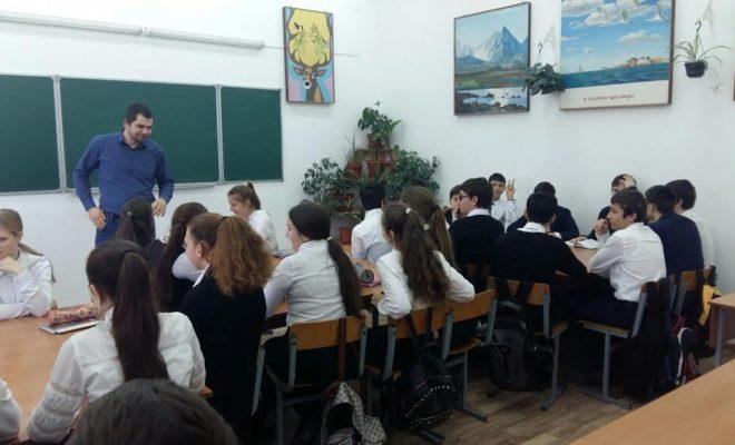 Круглый стол на тему «Развитие молодежного предпринимательства» реализовался в Бабаюртовском районе