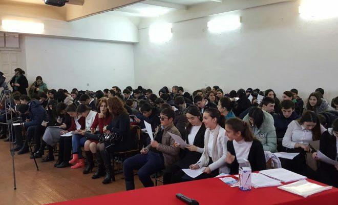 В Акушинском районе прошел круглый стол на тему «Развитие молодежного предпринимательства»