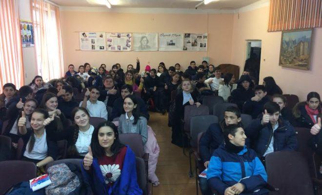 Круглый стол на тему «Развитие молодежного предпринимательства» провели в Гергебильском районе