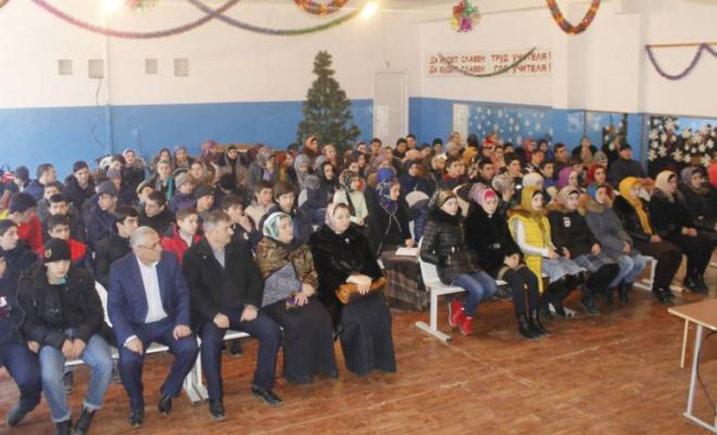В Лакском районе реализован круглый стол на тему: «Развитие молодежного предпринимательства»