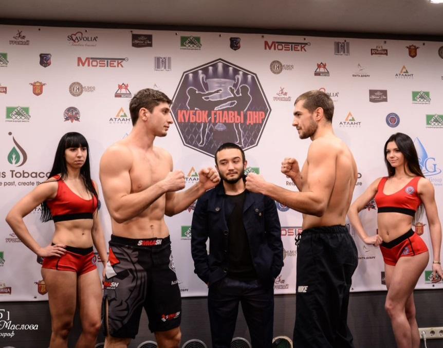 Дагестанец Саид Азизов победил на Кубке главы ДНР