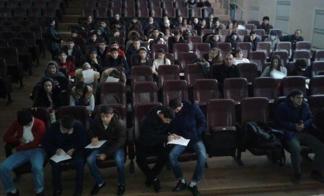 В Буйнакском районе прошел круглый стол «Развитие молодежного предпринимательства»