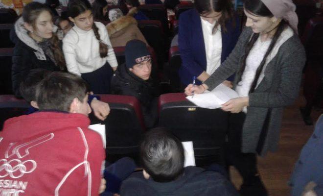 Круглый стол «Развитие молодежного предпринимательства» состоялся в Кайтагском районе